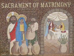 Sacrament of Matrimony Poster